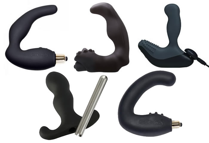 Best vibrating prostate massagers