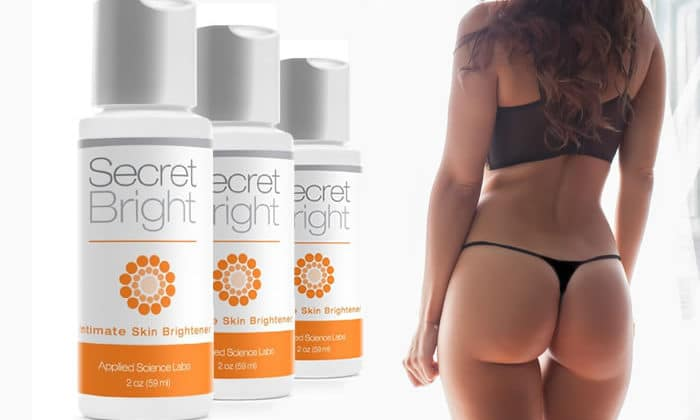 Secret Bright anal bleaching cream review