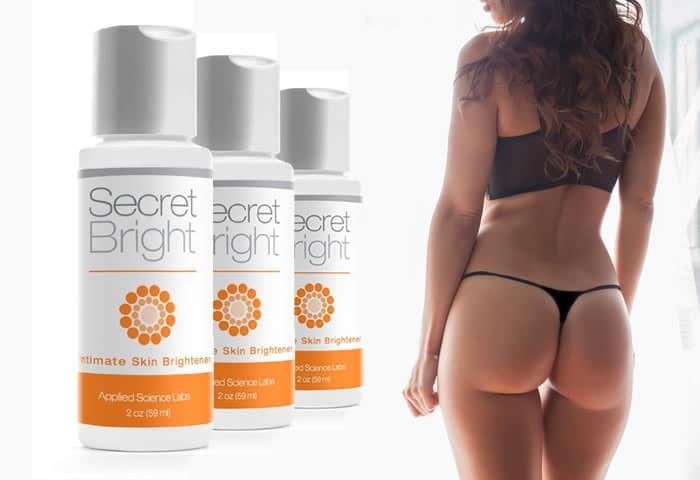 Secret Bright anal bleaching cream review