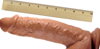 10 inch dildo